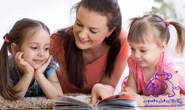 انتخاب کتاب مورد علاقه کودکان , کتاب داستانی کودک , کتاب مناسب کودکان