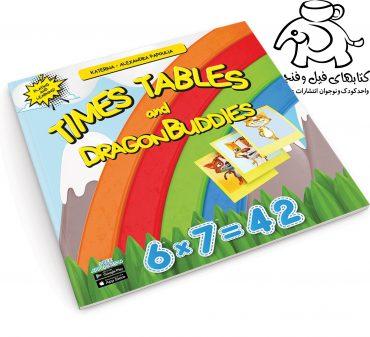 کتاب های آموزش جدول ضرب و تاثیر آن بر کودک