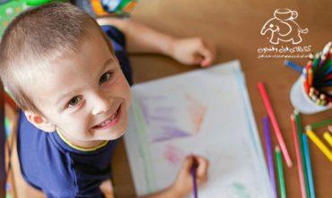 تاثیر کتاب رنگ آمیزی بر هوش کودک