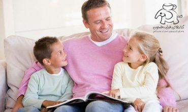 آموزش کتابخوانی به کودکان نوآموز